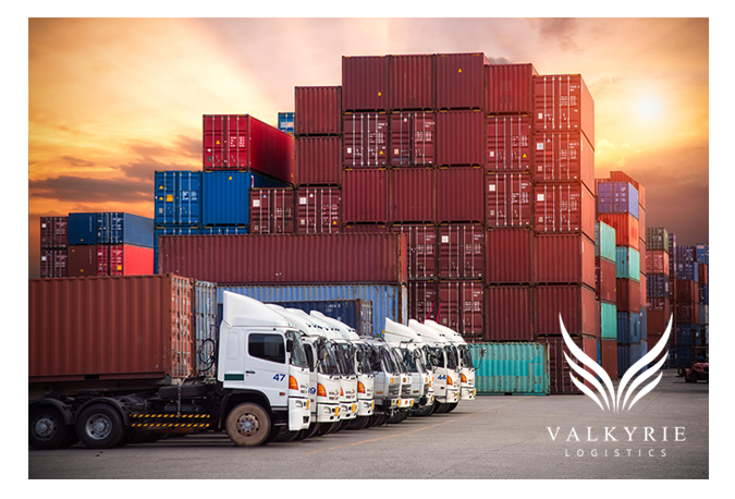 Valkyrie Logistics - Export from UK to Africa